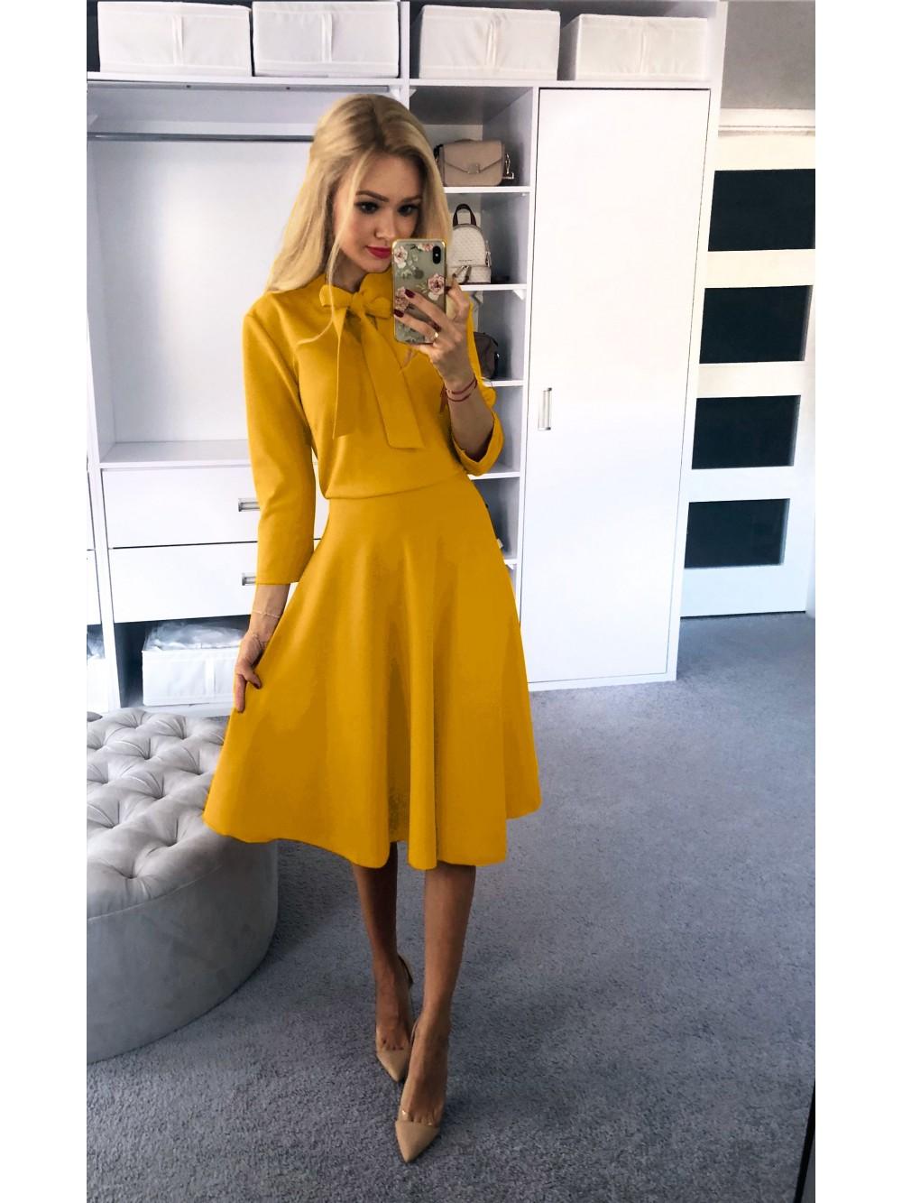 0a78a436d1 elegancka sukienka l xl - sklep z odzieżą BySisi