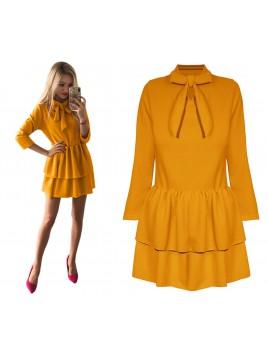 Mini sukienka