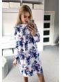 Sukienka z kwiatowym printem