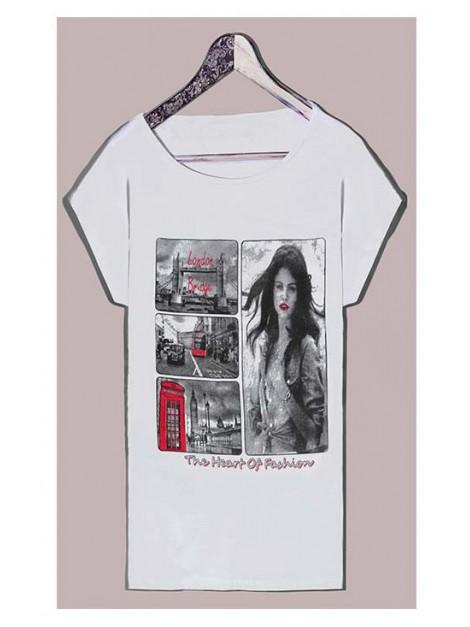 Najmodniejszy T-Shirt z nadrukiem