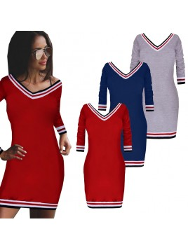Sportowa sukienka tunika