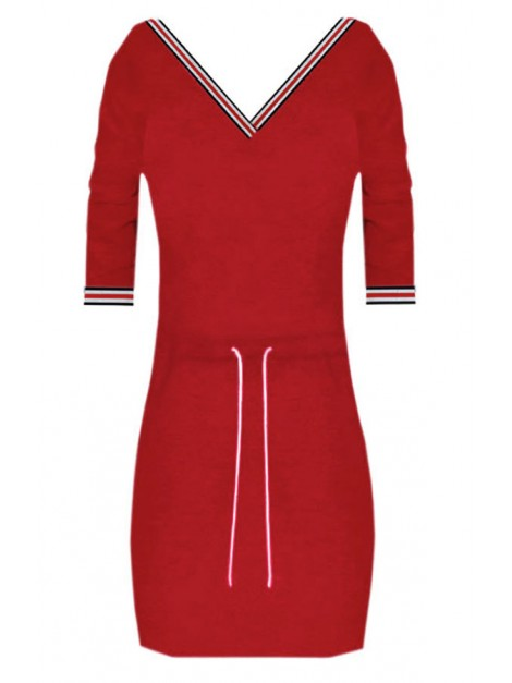 Sportowa mini sukienka