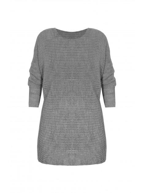 Luźny sweter - ovsersize
