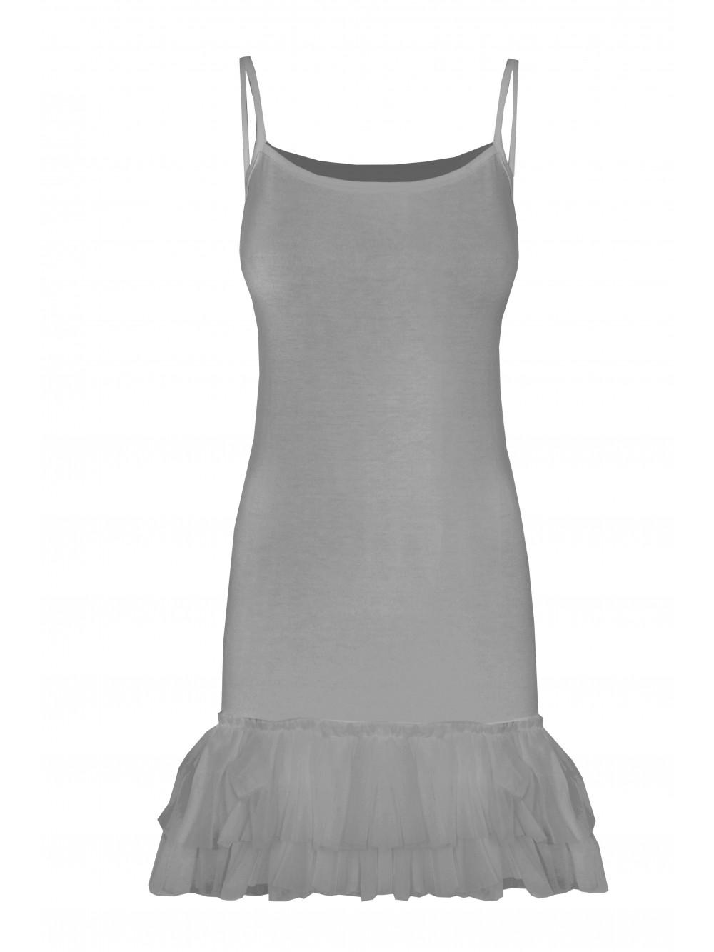 c6340b16 Halka z tiulu - top na ramiączkach - sklep z odzieżą BySisi