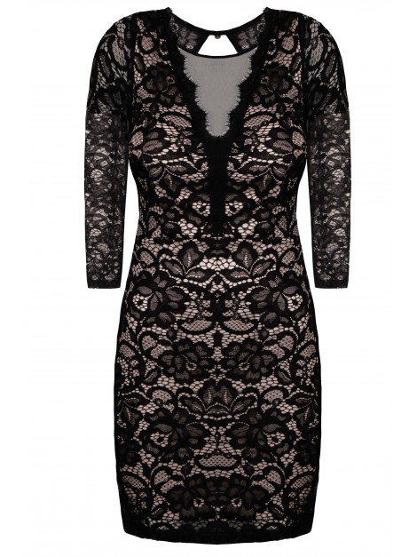 Elegancka sukienka mini