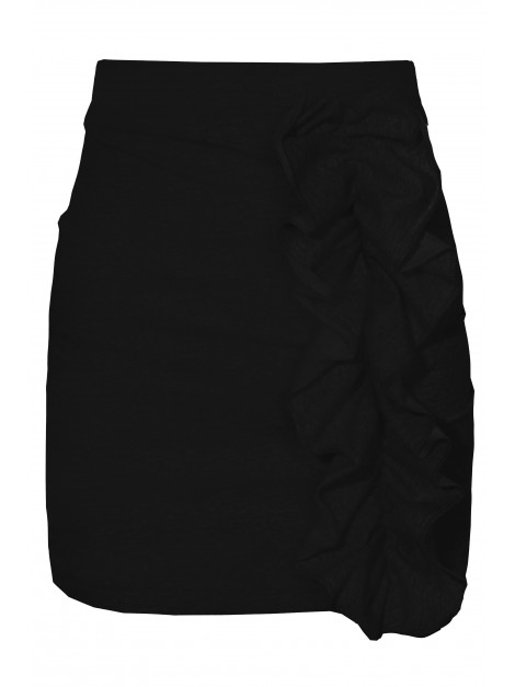 Mini spódniczka z falbaną