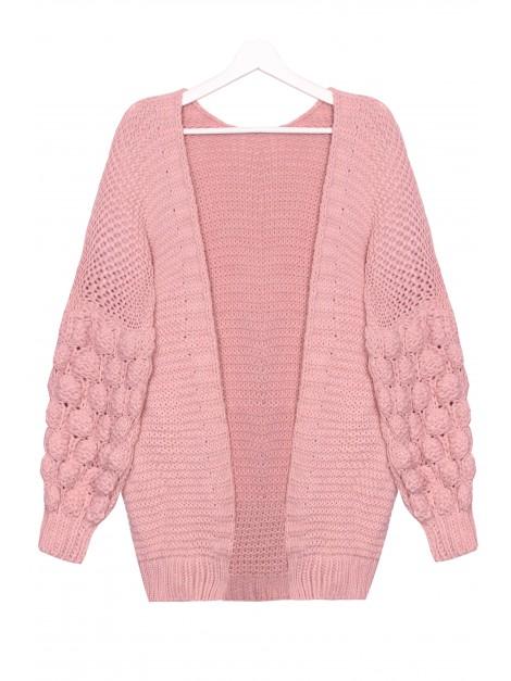 Najmodniejszy sweter bubble