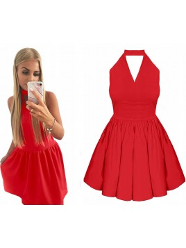 Koktajlowa sukienka